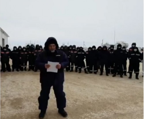 Kazakhstan: Workers increasingly resorting to strikes, and succeeding