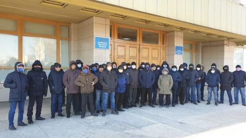 Kazakhstan: Threat against fuel and energy workers union